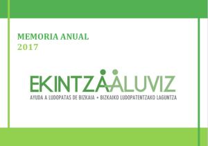 Memoria Anual 2017 Castellano